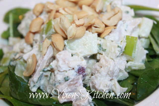tarragon chicken salad i just love a good chicken salad especially for ...