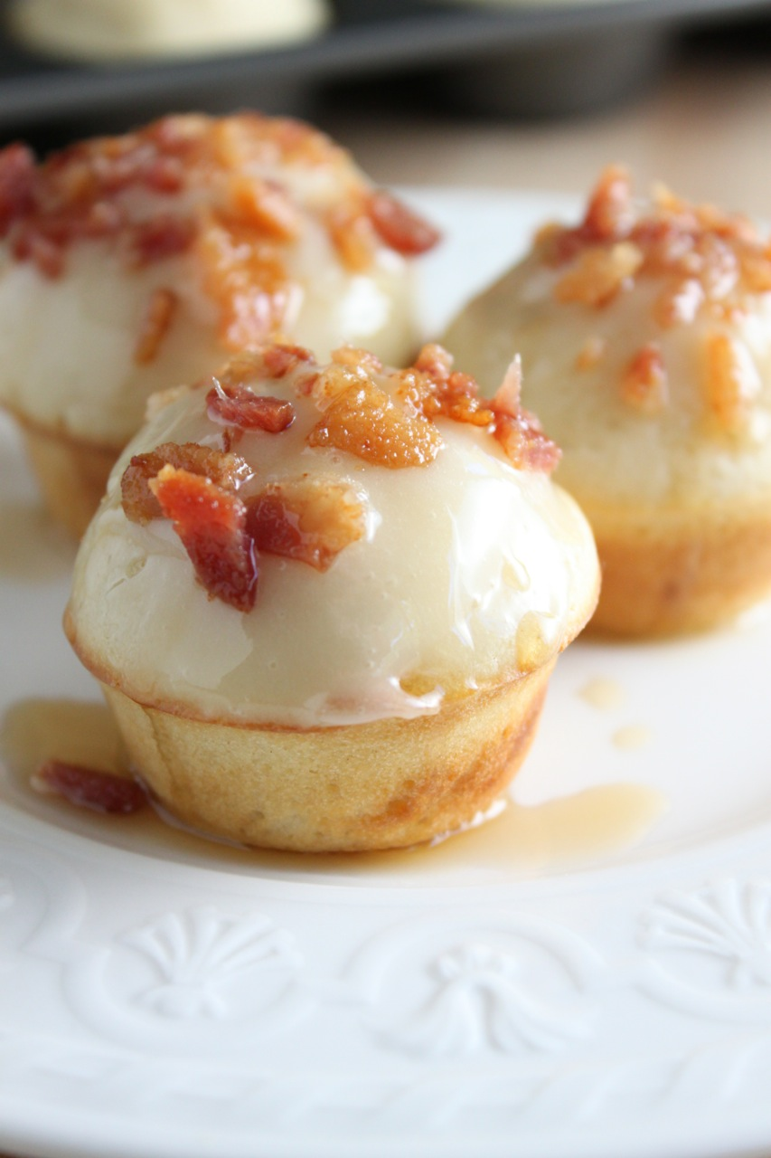 Popular Post: Maple Bacon Pancake Bites